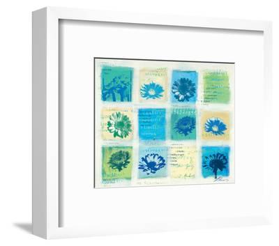 Marguerites Forever-Anna Flores-Framed Art Print