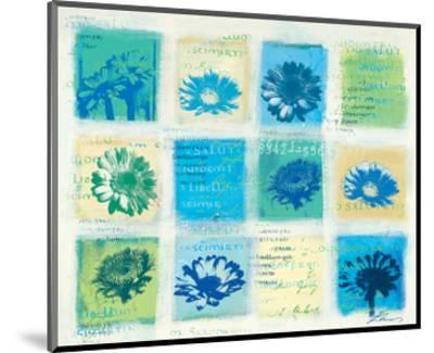 Marguerites Forever-Anna Flores-Mounted Art Print
