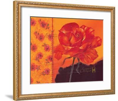 My Valentine-Joadoor-Framed Art Print