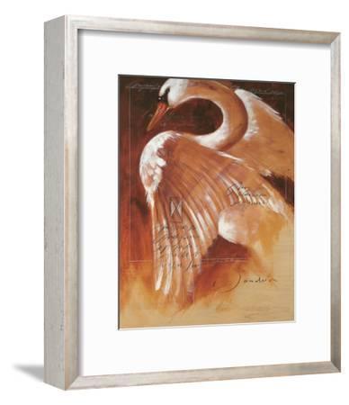 Rising to the Challenge-Joadoor-Framed Art Print