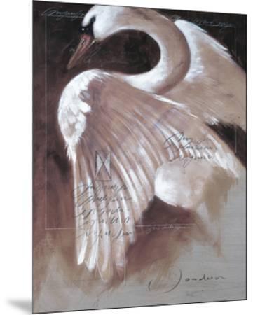 Rising to the Challenge-Joadoor-Mounted Art Print