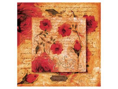 Roman Rose Gallery-Anastasia-Joadoor-Framed Art Print