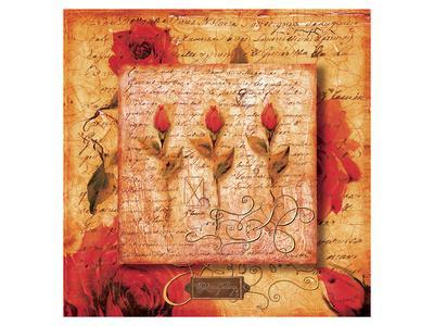Roman Rose Gallery-Fiona-Joadoor-Framed Art Print
