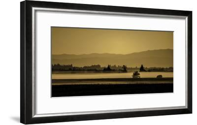 Schwartz - Soft Blanket of Fog-Don Schwartz-Framed Premium Giclee Print
