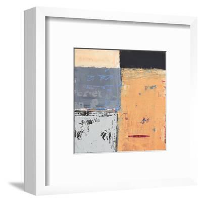 Squares & Rectangles-Anna Flores-Framed Art Print