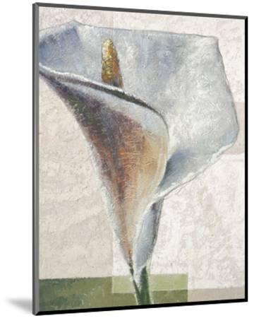 Standing White-Karsten Kirchner-Mounted Art Print