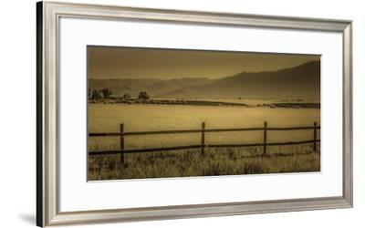 Schwartz - Yampa Valley Morning-Don Schwartz-Framed Premium Giclee Print