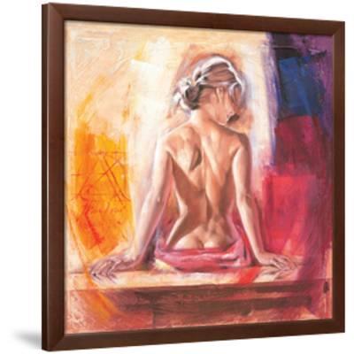 Tamara-Talantbek Chekirov-Framed Premium Giclee Print