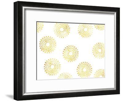 Gold Flakes-Smith Haynes-Framed Art Print