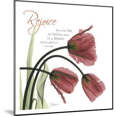 Rejoicing Tulips-Albert Koetsier-Mounted Art Print
