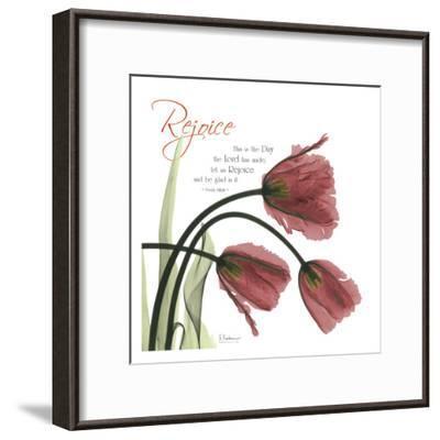 Rejoicing Tulips-Albert Koetsier-Framed Art Print