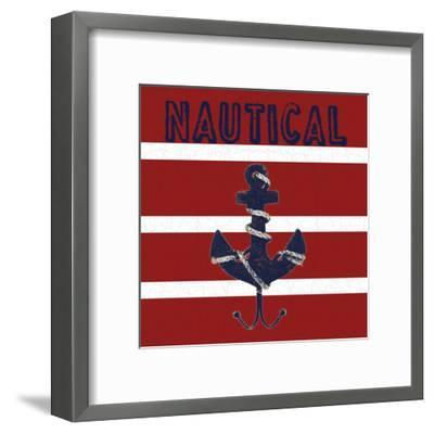 Nautical-Sheldon Lewis-Framed Art Print