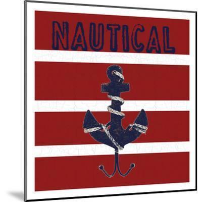 Nautical-Sheldon Lewis-Mounted Art Print
