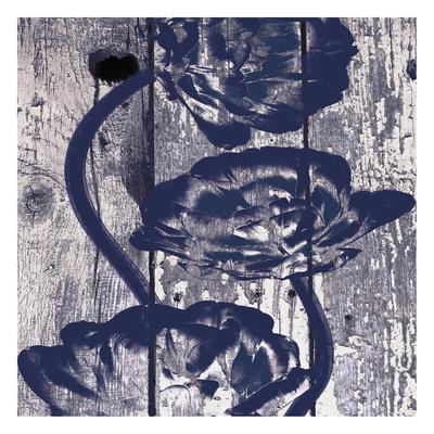 Blue Story-Sheldon Lewis-Framed Art Print