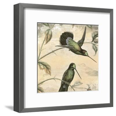 Bird's Eye View-Sheldon Lewis-Framed Art Print