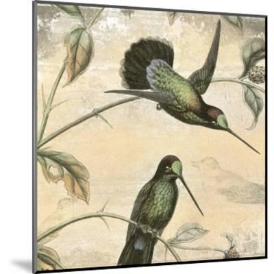 Bird's Eye View-Sheldon Lewis-Mounted Art Print