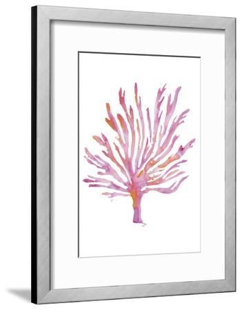 Flaming Tree-Pam Varacek-Framed Art Print