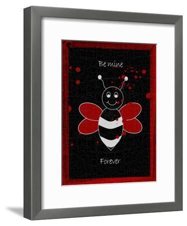 Forever Bee-Sheldon Lewis-Framed Art Print