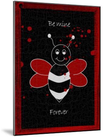 Forever Bee-Sheldon Lewis-Mounted Art Print