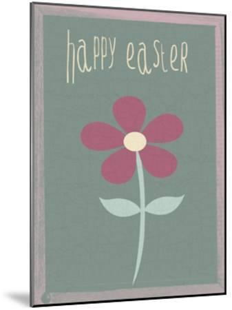 Happy Easter-Sheldon Lewis-Mounted Art Print