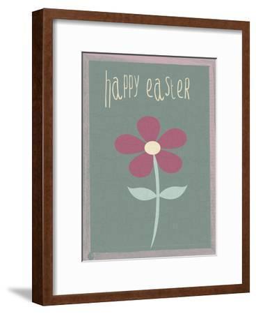 Happy Easter-Sheldon Lewis-Framed Art Print