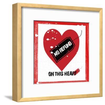 Heart To Keep-Sheldon Lewis-Framed Art Print