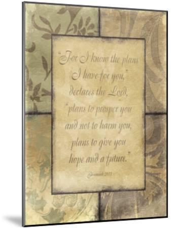 Lord Future-Jace Grey-Mounted Art Print