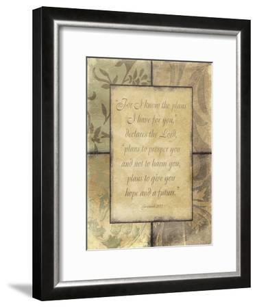 Lord Future-Jace Grey-Framed Art Print