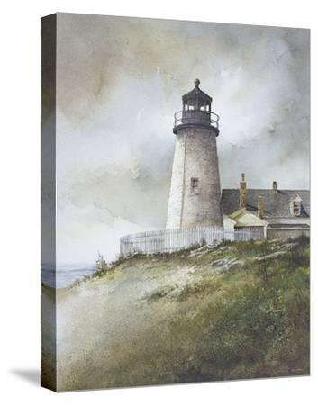Pemaquid-Ray Hendershot-Stretched Canvas Print