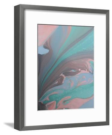 Lost in the Ocean-Deb McNaughton-Framed Art Print