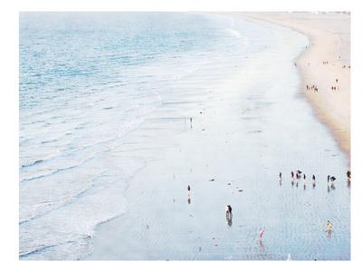 Santa Monica 2-Mina Teslaru-Framed Art Print