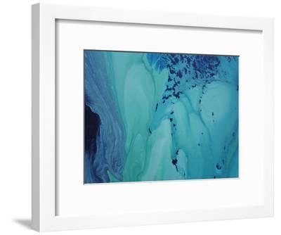 Blue Vision-Deb McNaughton-Framed Art Print