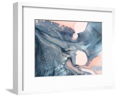 Grey Water-Deb McNaughton-Framed Art Print