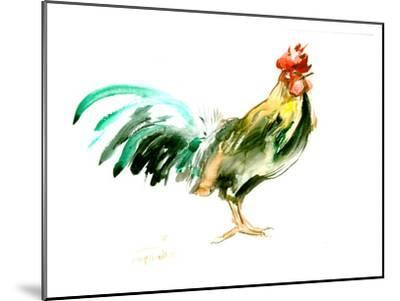 Rooster Kitchen 4-Suren Nersisyan-Mounted Art Print