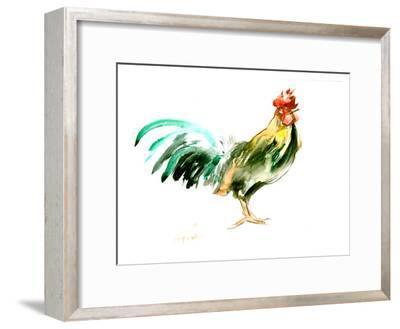 Rooster Kitchen 4-Suren Nersisyan-Framed Art Print