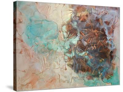 Rock Pool-Caroline Ashwood-Stretched Canvas Print