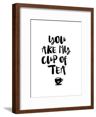 You Are My Cup of Tea-Brett Wilson-Framed Art Print