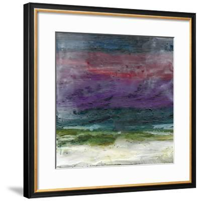 Red Sky at Night I-Alicia Ludwig-Framed Limited Edition