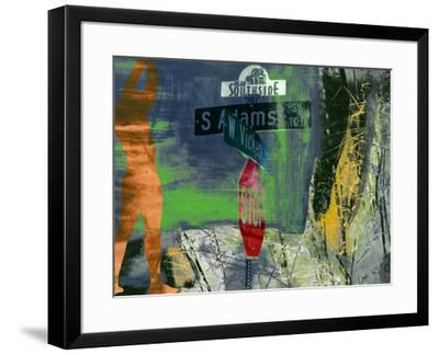 Southside - Ft. Worth-Sisa Jasper-Framed Giclee Print