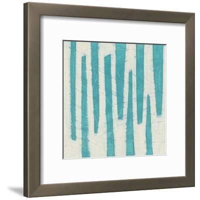 Spectrum Hieroglyph VII-June Vess-Framed Art Print