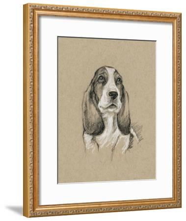 Breed Sketches VI-Ethan Harper-Framed Giclee Print
