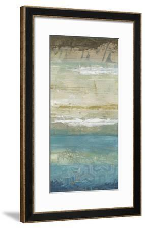 Ocean Strata III-June Vess-Framed Limited Edition