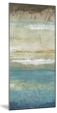 Ocean Strata III-June Vess-Mounted Limited Edition