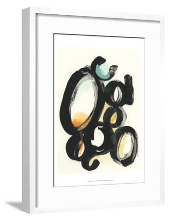 Cellular Structure I-June Vess-Framed Art Print