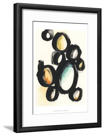 Cellular Structure II-June Vess-Framed Art Print