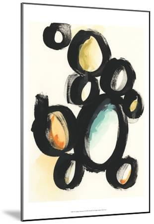 Cellular Structure II-June Vess-Mounted Art Print