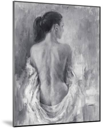 Draped Figure I-Ethan Harper-Mounted Limited Edition
