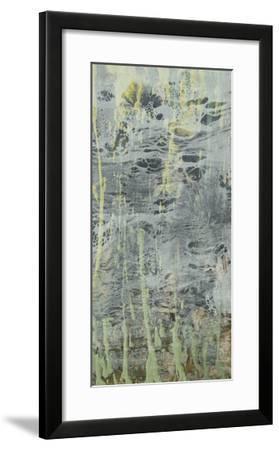 Marbled Plane II-Jennifer Goldberger-Framed Giclee Print
