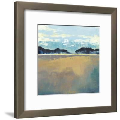 Aureate Seascape II-Grace Popp-Framed Art Print