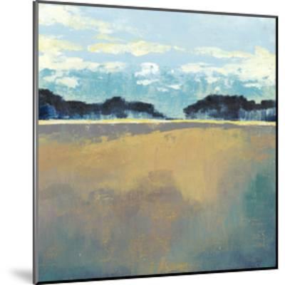 Aureate Seascape II-Grace Popp-Mounted Art Print